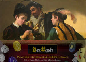 Bethash die dezentrale EOS-basierte Glücksspielplattform